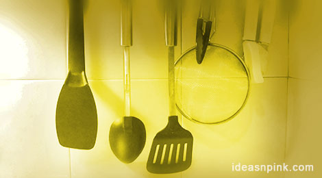 Space-saving kitchen ideas